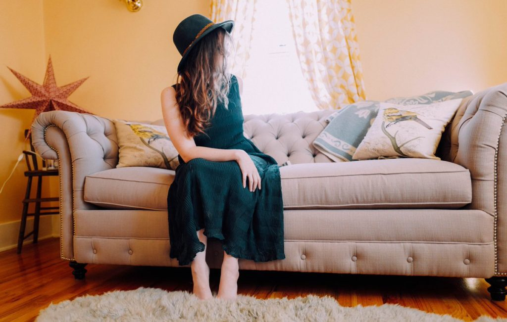 Refinement-dress-hat-anthropologie-bynataliep